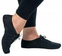 Балетки на шнурке