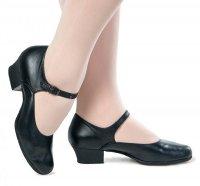 Туфли женские для народного танца