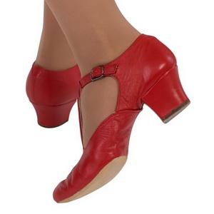 Туфли - джазовки женские