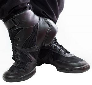 Кроссовки для танцев высокие