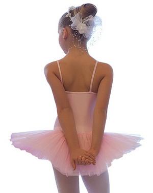Купальник-пачка балетный