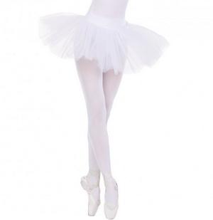 Трико балетное с отверстием на стопе